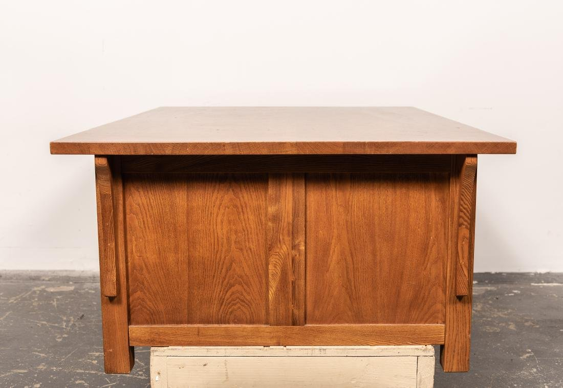 Stickley Style Arts & Crafts Coffee Table - 5