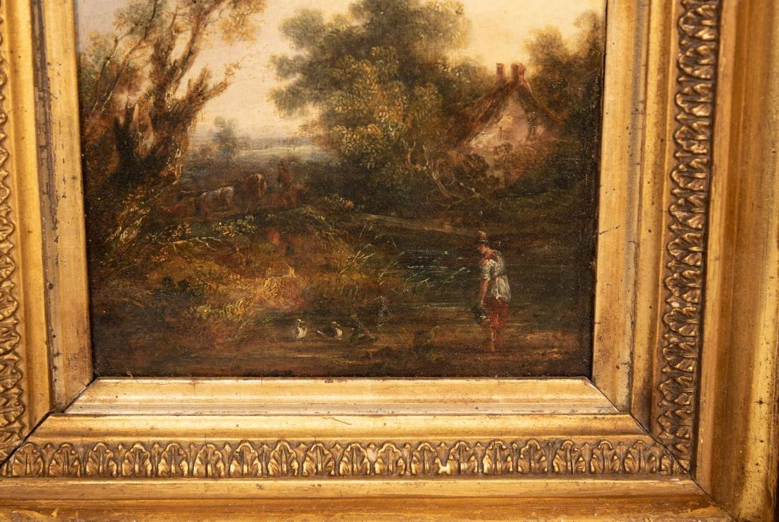 Circle of Willem De Heusch, Landscape w/ Figure - 3