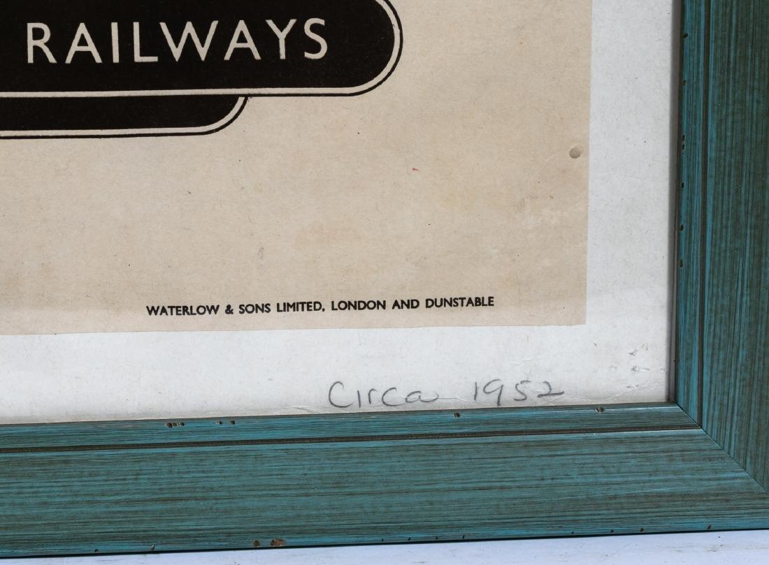 """Ellis Silas """"British Railways; Paper Making"""", 1952 - 10"""