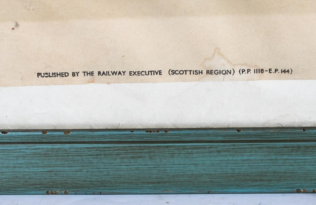 """Ellis Silas """"British Railways; Paper Making"""", 1952 - 6"""