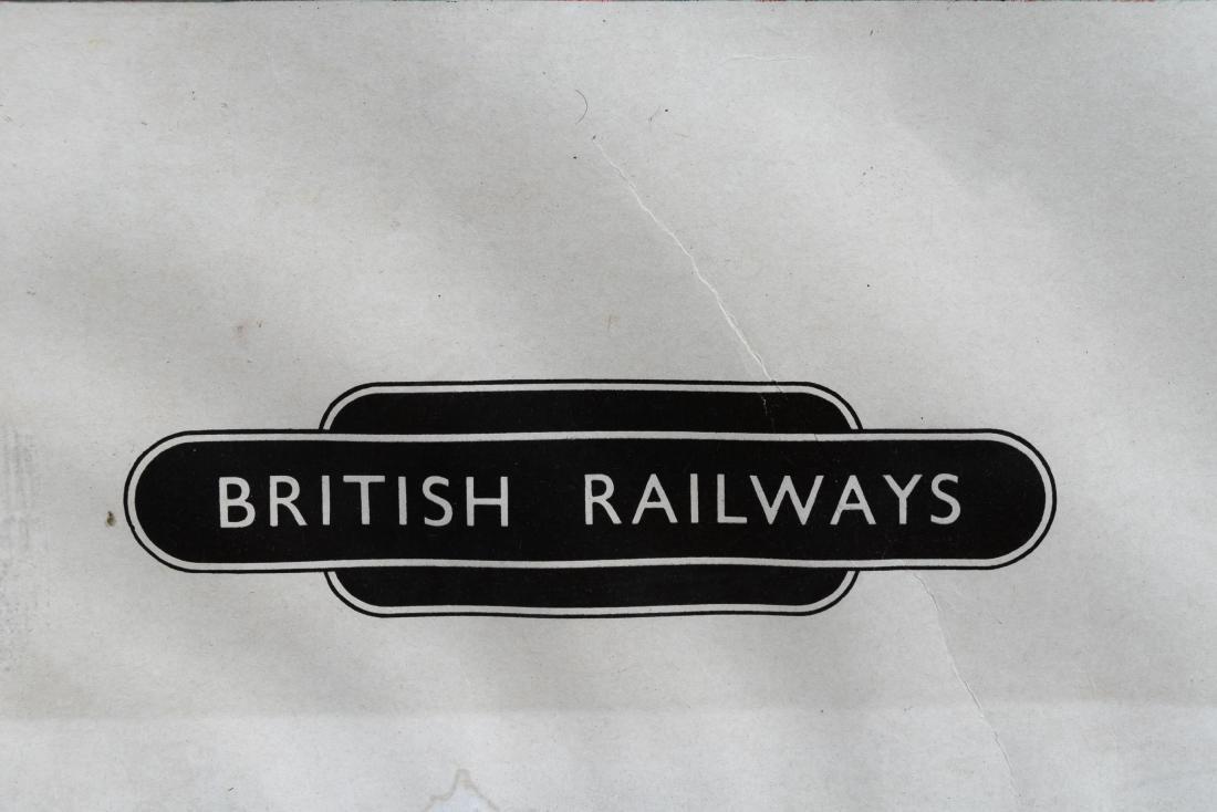 """Ellis Silas """"British Railways; Paper Making"""", 1952 - 7"""