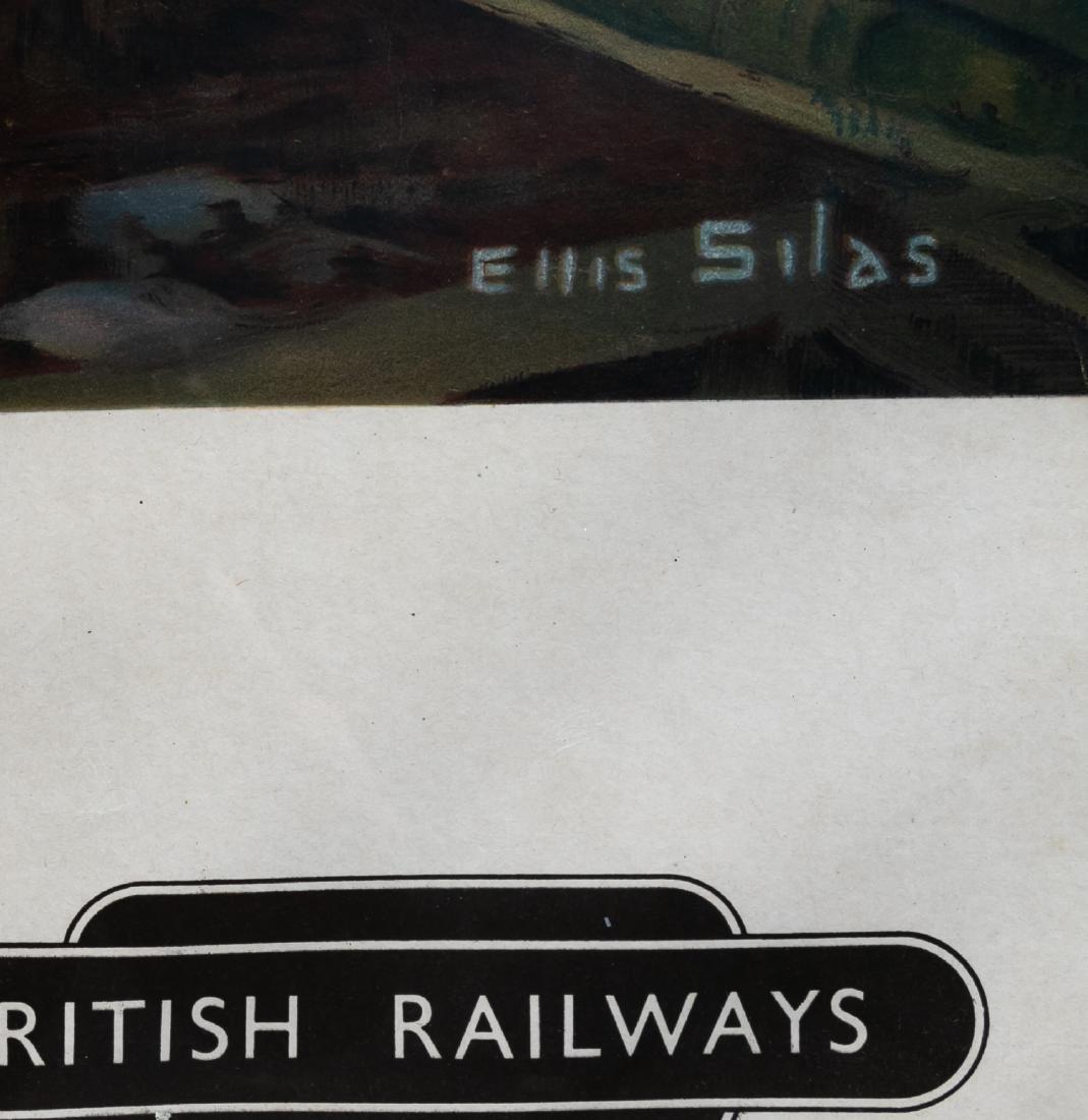 """Ellis Silas """"British Railways; Paper Making"""", 1952 - 9"""