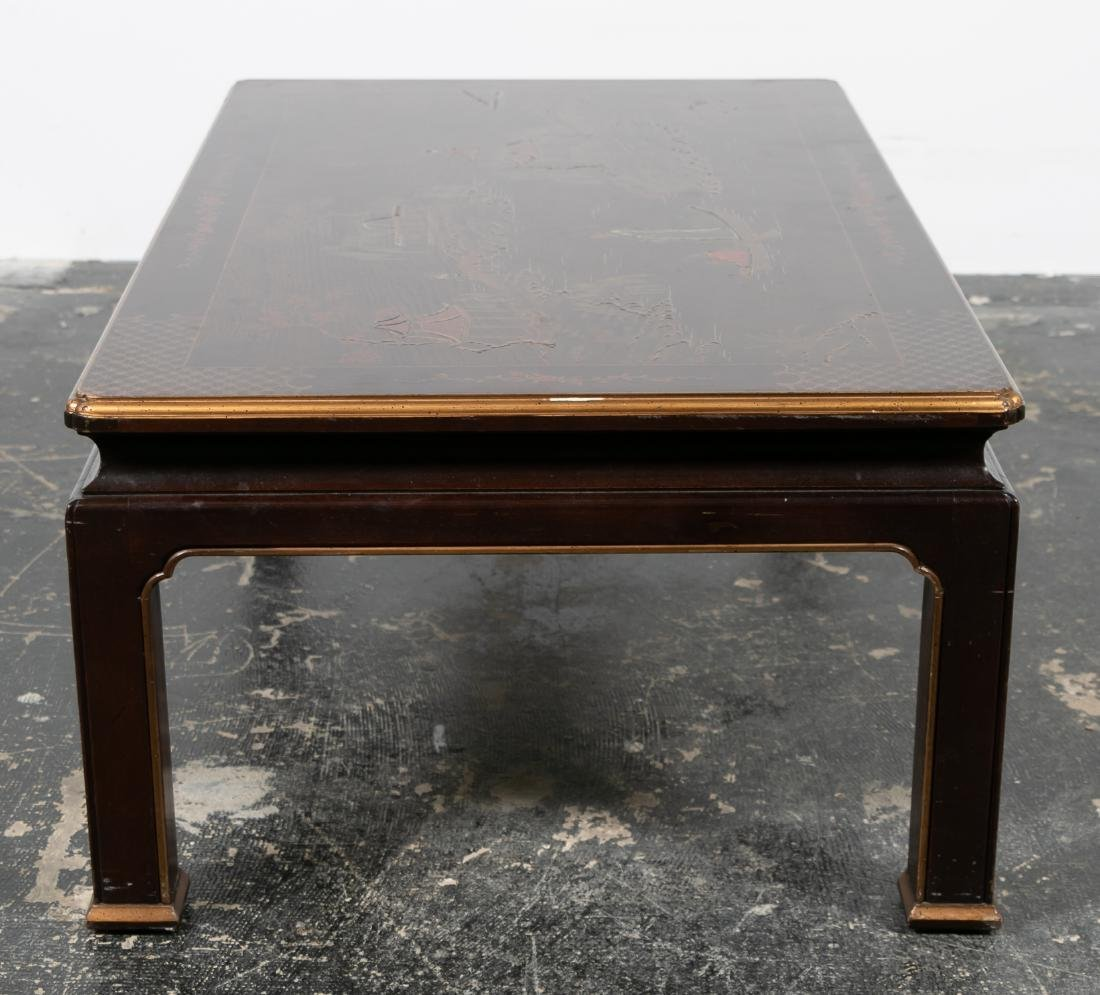 Henredon Chinoiserie Cocktail Table, 20th Cent. - 4