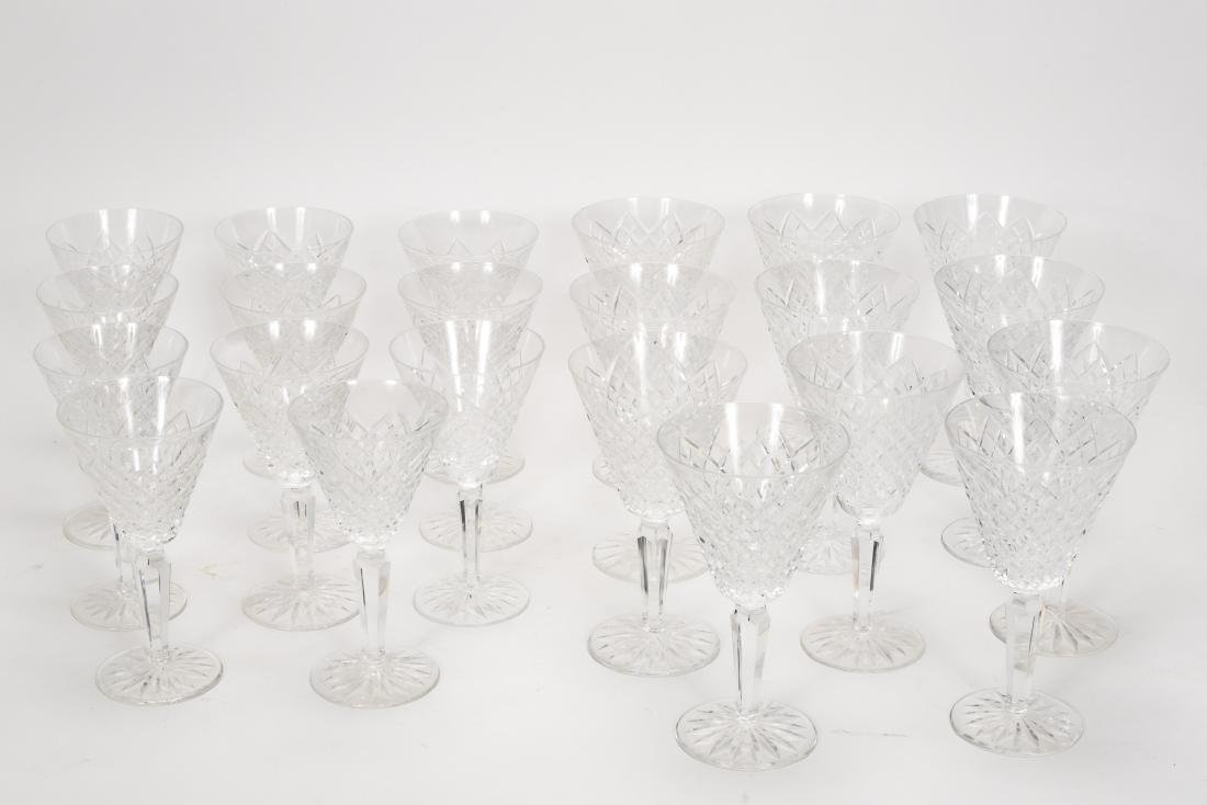 Waterford Crystal Set, 22 PCs of Templemore
