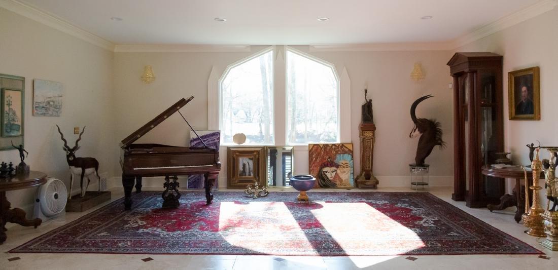 Room Size Tabriz Rug, 19' x 12.2' - 2