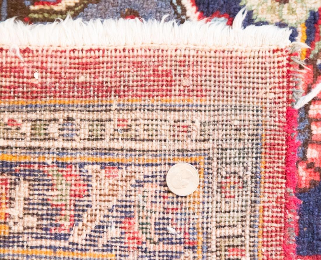Room Size Tabriz Rug, 19' x 12.2' - 5