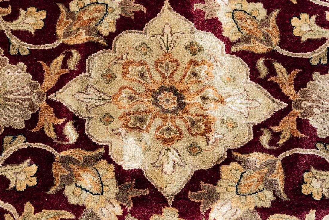 """Hand Woven Chinese Rug, 10' 5"""" x 8' - 3"""