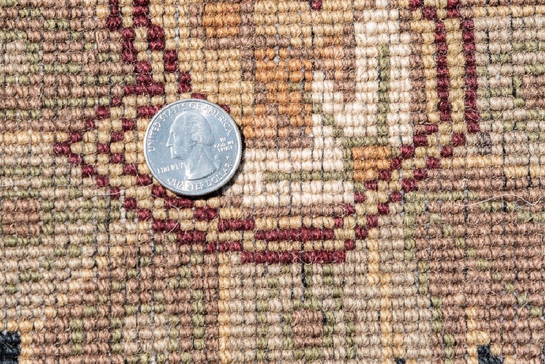 """Hand Woven Chinese Rug, 10' 5"""" x 8' - 4"""