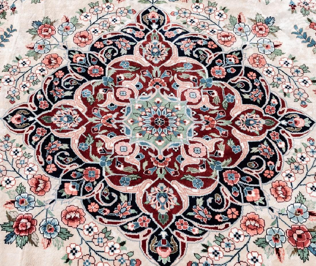 "Hand Woven Chinese Rug or Carpet, 14'2"" x 9'11"" - 2"