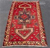 Hand Woven Persian Rug 9 x 4 8