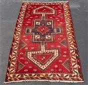 "Hand Woven Persian Rug, 9' x 4' 8"""