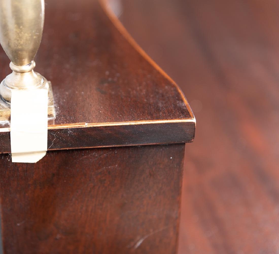 Baker Hepplewhite Style Mahogany Sideboard - 10