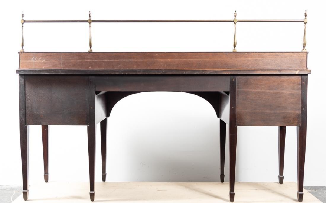 Baker Hepplewhite Style Mahogany Sideboard - 3