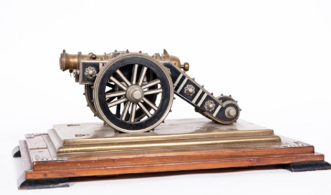 Zamzama Bronze 1:25 Model Bronze Cannon