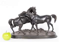 After PJ Mene LAccolade Bronze  Two Horses
