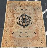 """Hand Woven Afghan Rug, Approx. 9'3"""" x 6' 2"""""""