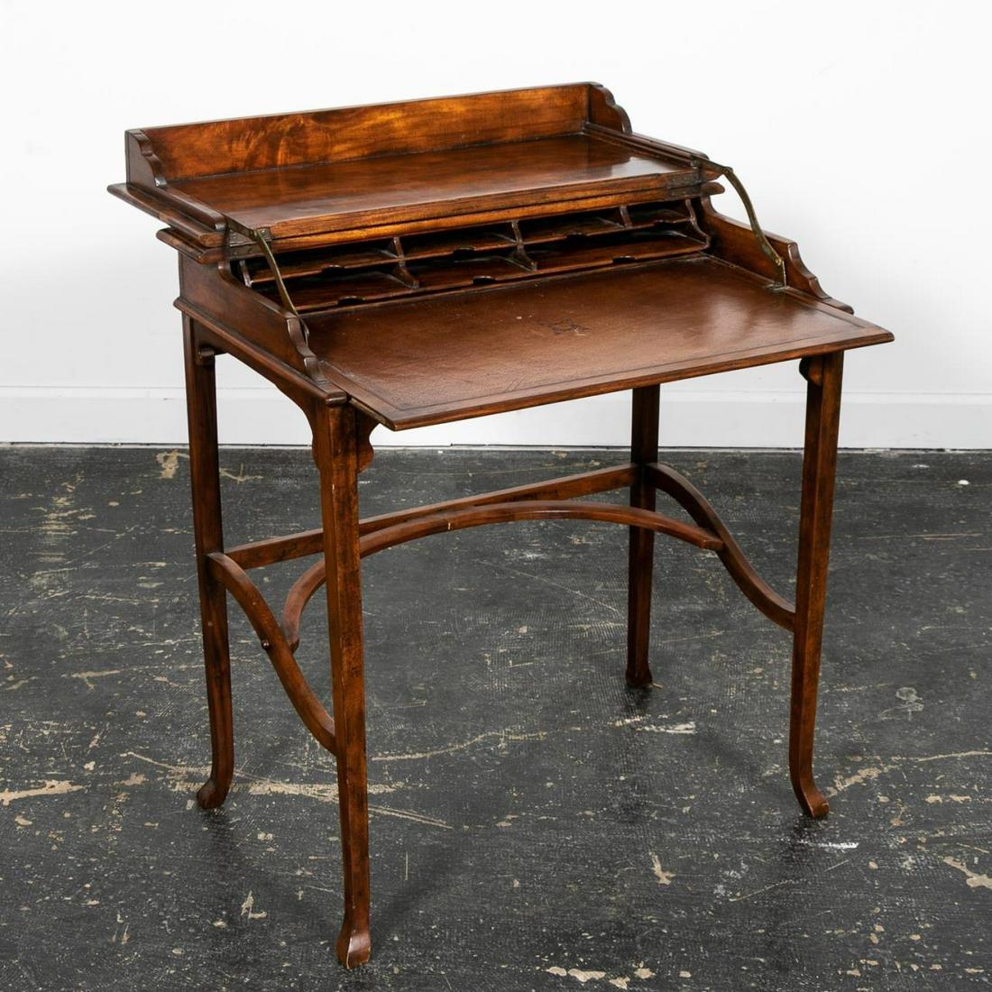 Theodore Alexander Small Campaign Style Desk
