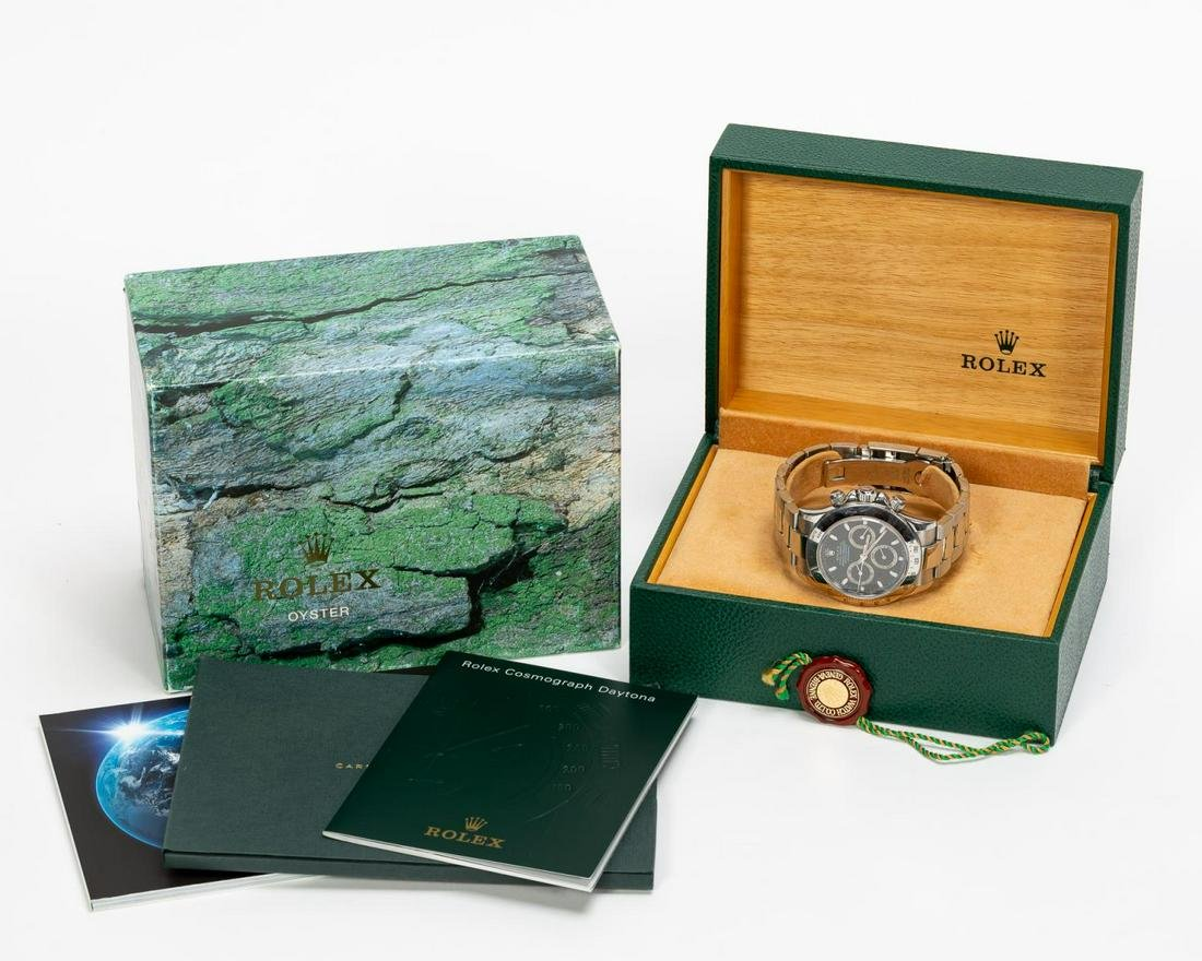Rolex, Oyster Perpetual Cosmograph Daytona Watch