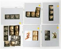 Eleven, Pinup Reference Photographs of Negatives