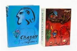 CHAGALL CATALOGUE RAISONNE  LITHOGRAPHS IV
