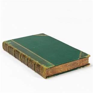 "EDWARD J.LOWE'S ""FERNS BRITISH & EXOTIC"" BOOK 1856"