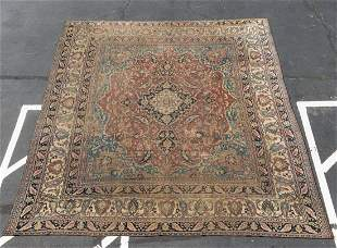 """HAND WOVEN KHORASSAN ROOM SIZE RUG 14' 5"""" X 12' 8"""""""