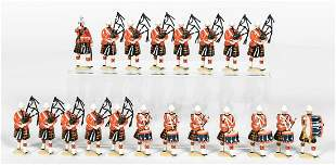 "20PC IMPERIAL PRODUCTIONS, ""SCOTTISH PIPERS"""
