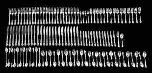 "122PC TOWLE ""SPANISH PROVINCIAL"" STERLING FLATWARE"