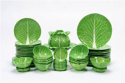 52 PCS, DODIE THAYER FOR TORY BURCH DINNER SERVICE