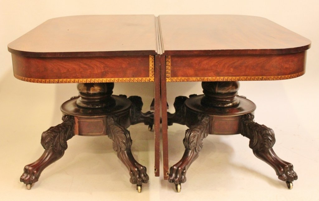 Classical Federal NY Table ca. 1830-1840