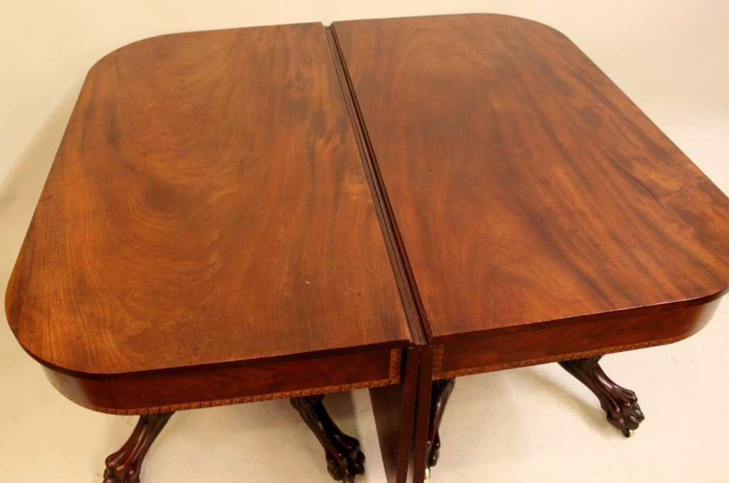 Classical Federal NY Table ca. 1830-1840 - 4