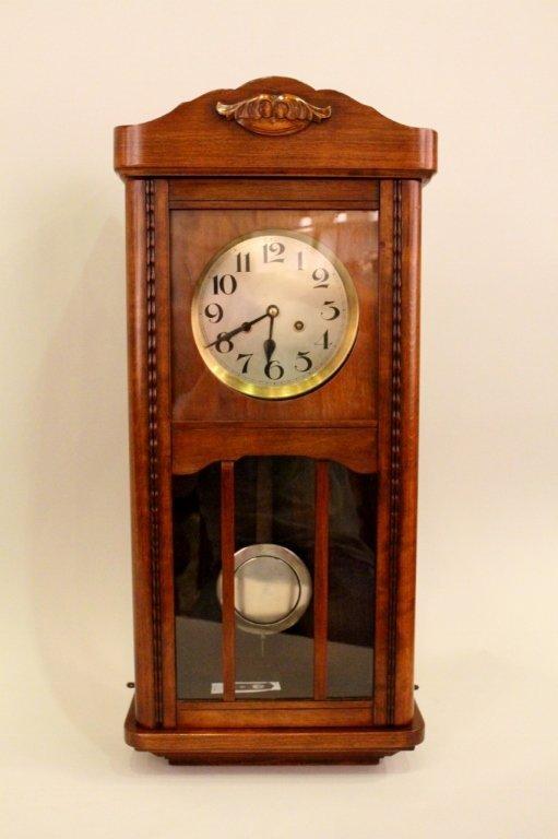 A German Wall Clock
