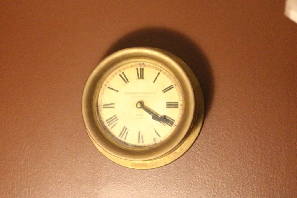 """Reproduction """"Explosion Proof"""" Clock"""