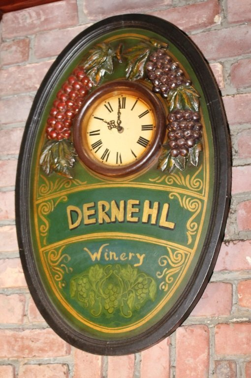 """""""Winery"""" Sign"""