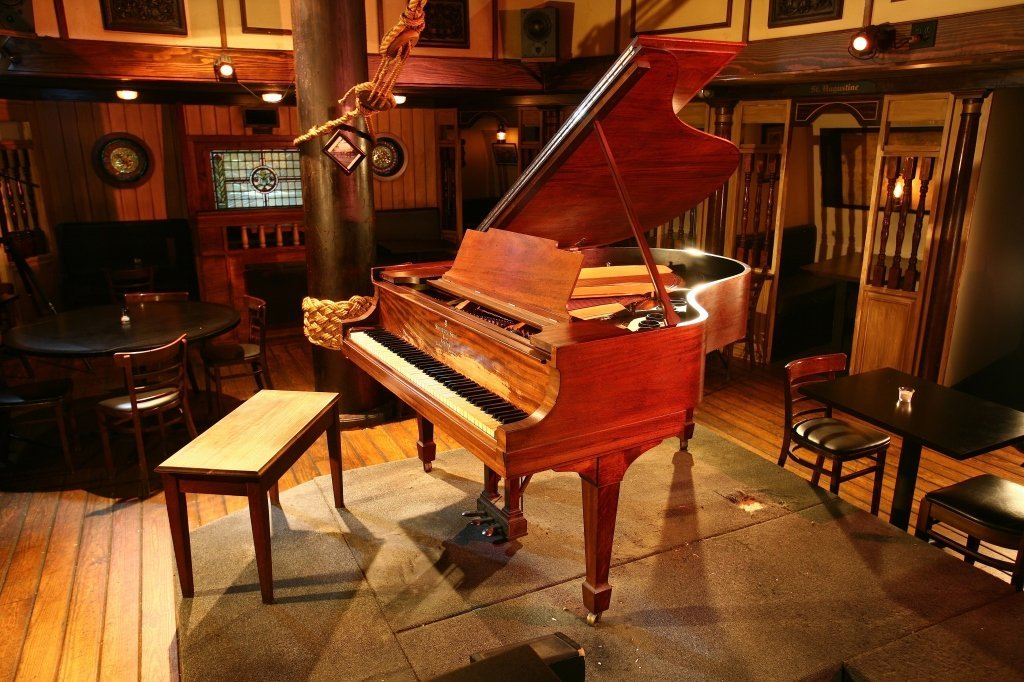 Steinway Brothers Baby Grand Piano