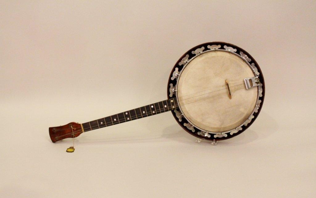 George Harrison's Four String Banjo