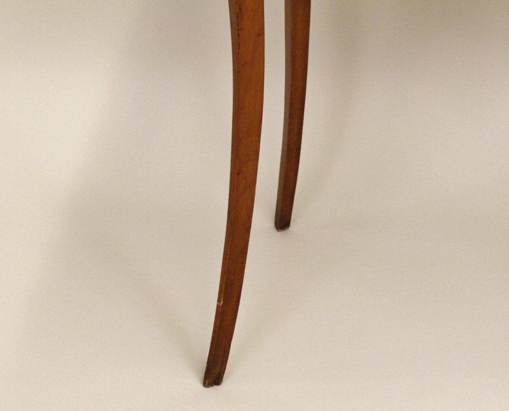 French Walnut Dressing Table - 2