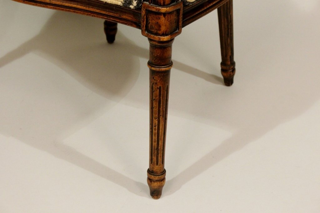 Louis XVI Style Armchair - 2