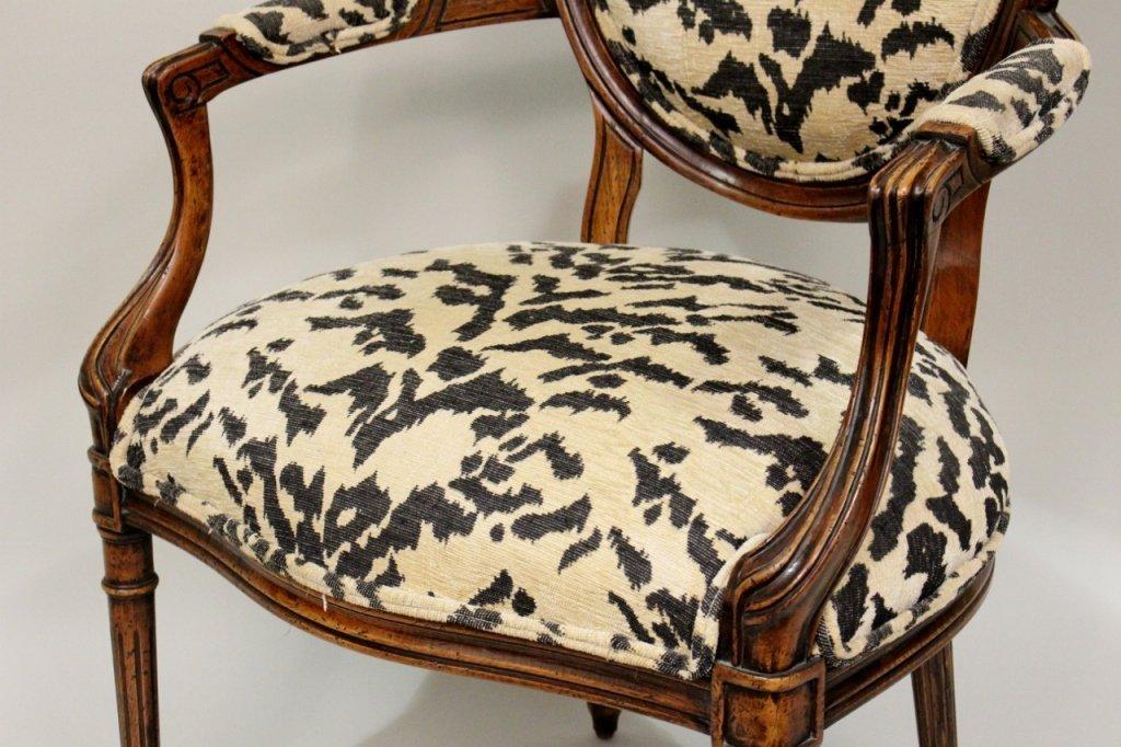 Louis XVI Style Armchair - 3