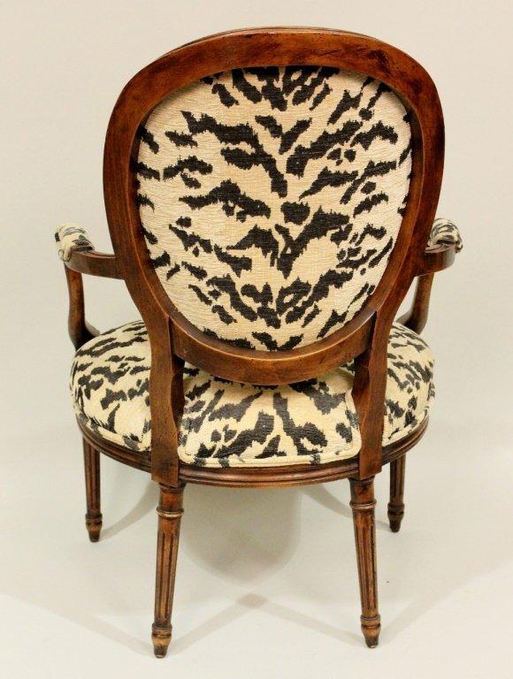 Louis XVI Style Armchair - 6