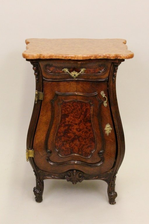 French Commode with Marble Top