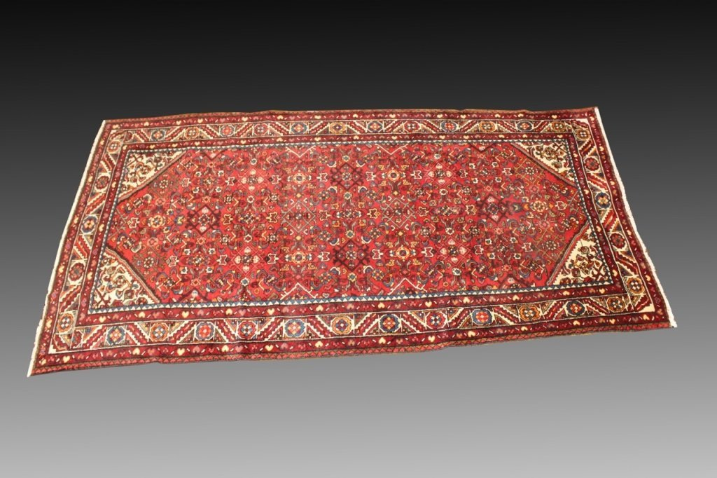 Persian Hossainabad with Red Field