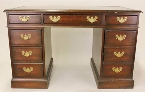 Kittinger Mahogany Desk