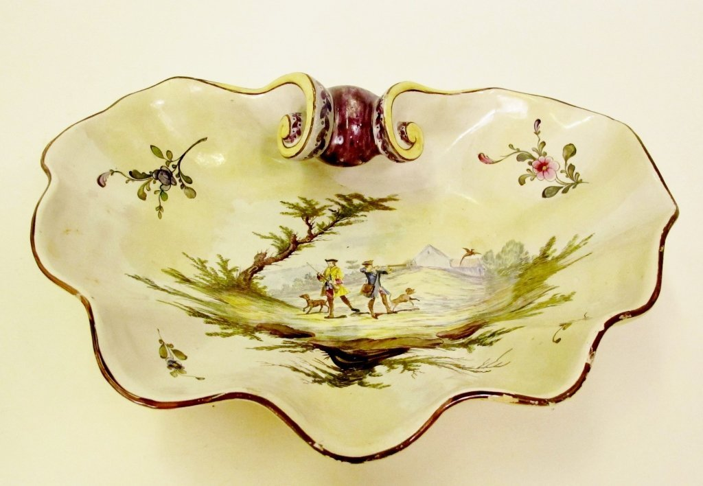 French Faience Veuve Perrin Lavabo - 6