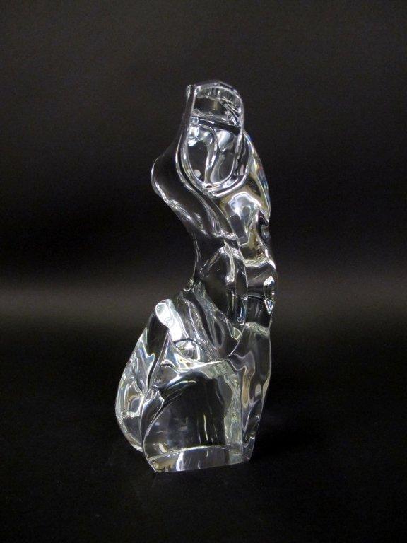 Baccarat Nude Male Torso - 3