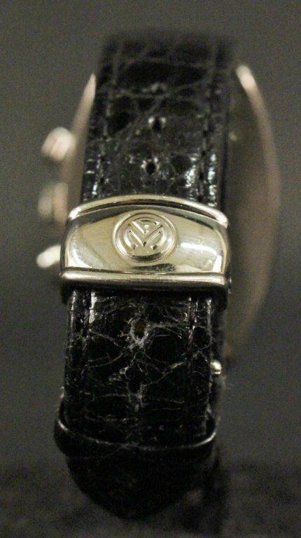 Franck Muller 18k White Gold & Diamond Watch - 3