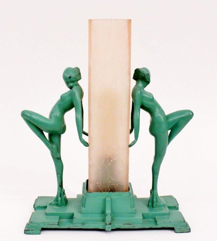 Frankart Figural Lamp (L222)