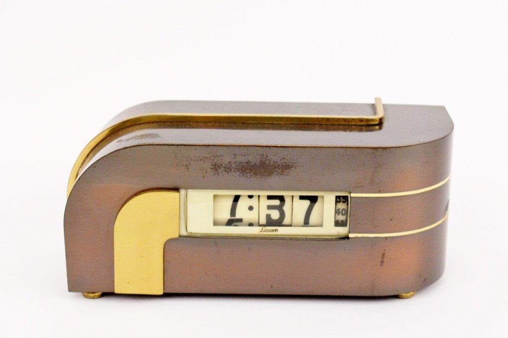 Kem Weber for Lawson, Zephyr Digital Clock