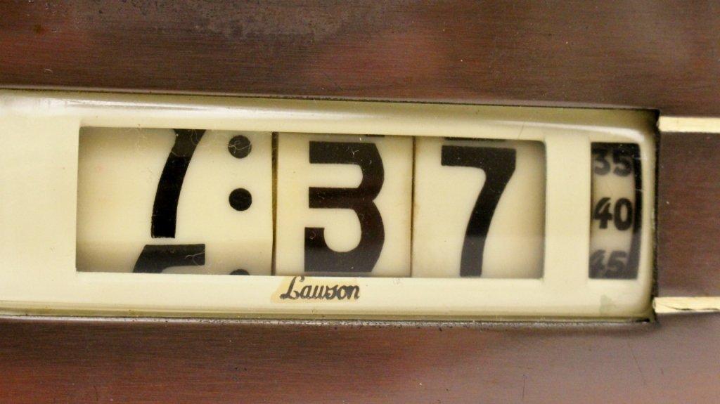 Kem Weber for Lawson, Zephyr Digital Clock - 3