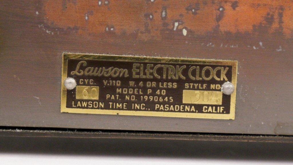 Kem Weber for Lawson, Zephyr Digital Clock - 6